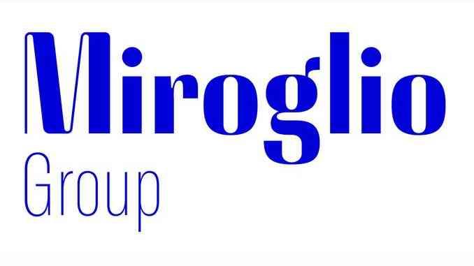 Debutta il nuovo logo del gruppo Miroglio