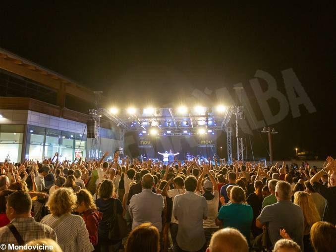 Mondovicino summer festival si è aperto col concerto di Luca Carboni 2