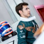 Motori: Matteo Greco prepara la gara Tcr al Mugello