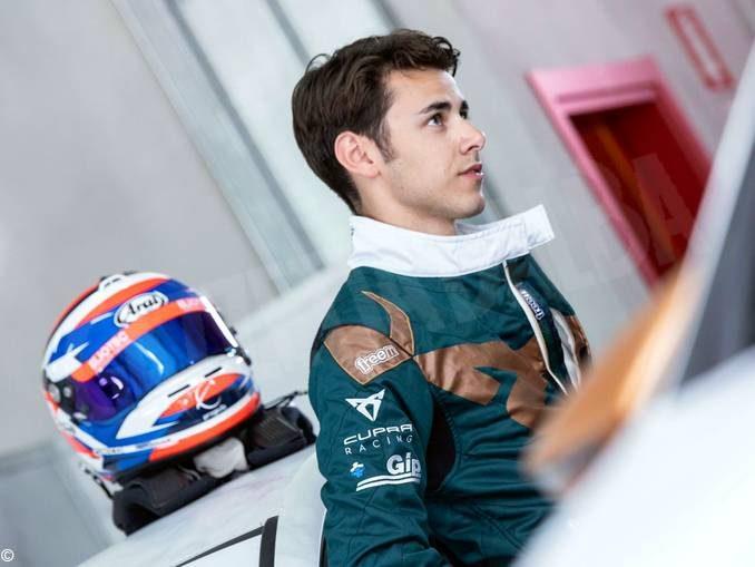 Motori: Matteo Greco prepara la gara Tcr al Mugello 1