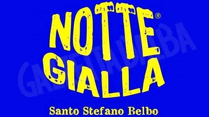 Maltempo in arrivo, annullata la notte gialla di Santo Stefano Belbo