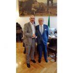 Il presidente dell'Onaf ricevuto dal sottosegretario all'Agricoltura