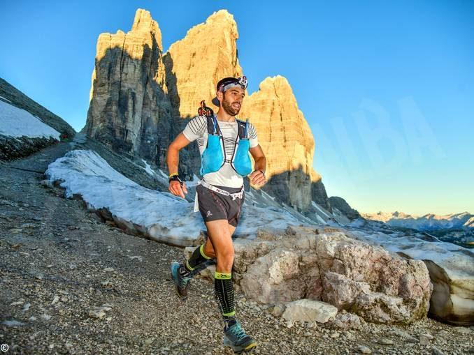 Lavaredo ultra trail: 120 km di corsa per Piero