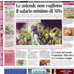 La copertina di Gazzetta d'Alba in edicola martedì 9 luglio