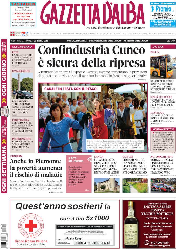 Prima_pagina_Gazzetta_Alba_30_19