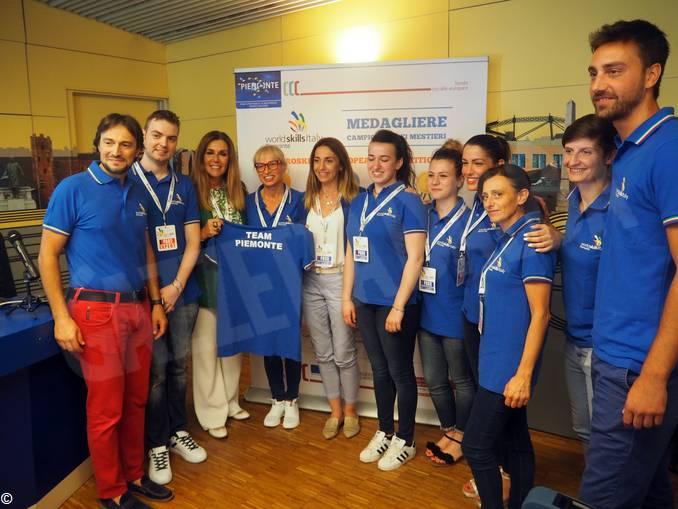 Team_ Piemonte_WorldSkills_2019