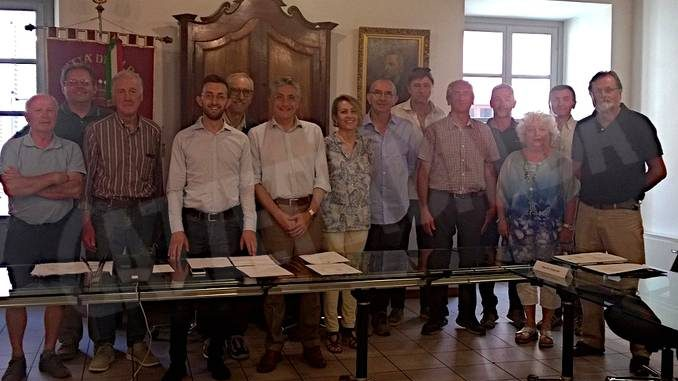 Il vicesindaco Bolla ai comitati di quartiere: «Collaborazione proficua»