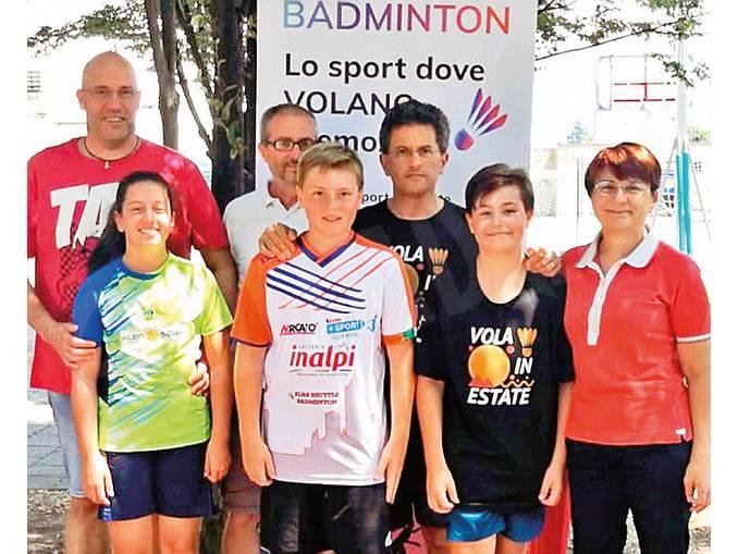 badminton Alba