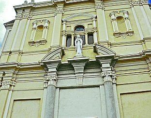 La parrocchia cerca foto per celebrare i 100 anni dall'inizio dei lavori della chiesa