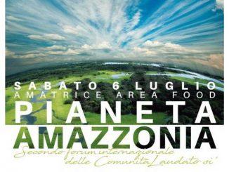 Comunità Laudato si': l'Amazzonia e i popoli che vi abitano sono più vicini di quanto si creda 2