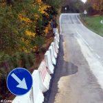 Progetto definitivo per la sistemazione della frana tra Belvedere Langhe e Murazzano