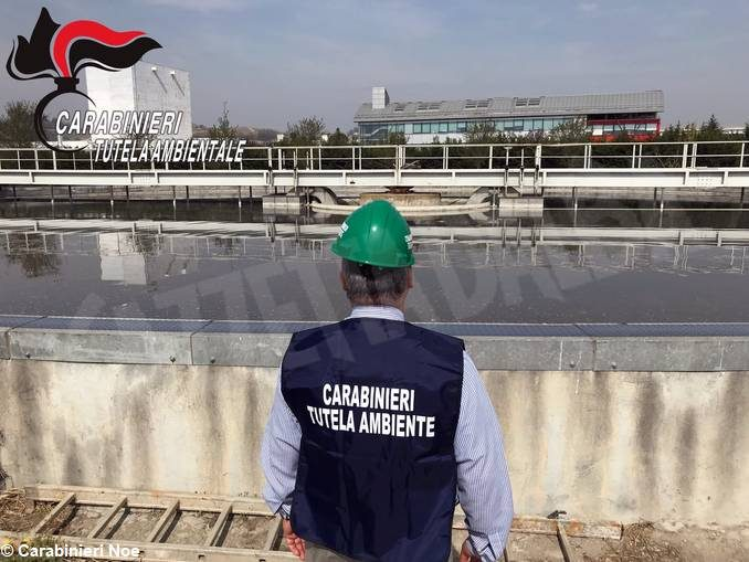 Puzze dall'Italgelatine: sequestrata una parte degli impianti