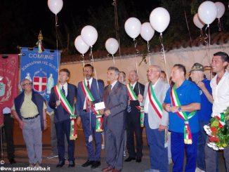 Cerimonia a Ceresole per i martiri del 1944