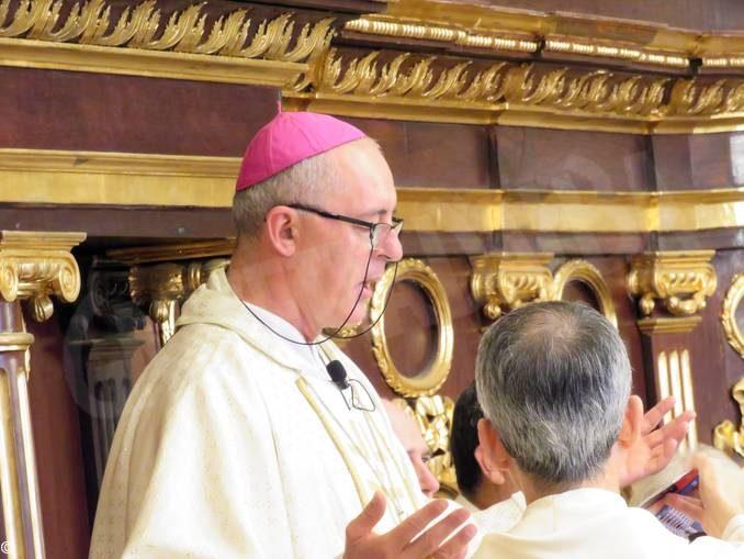 L'arcivescovo fossanese Giorgio Lingua è il nuovo nunzio apostolico in Croazia