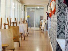 L'arte di Novalia in autunno sarà dentro l'ex media