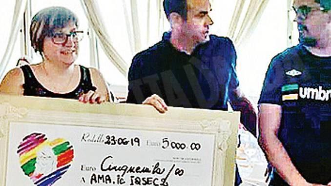 Con il pranzo solidale Colora la tua vita ha raccolto 10.500 euro