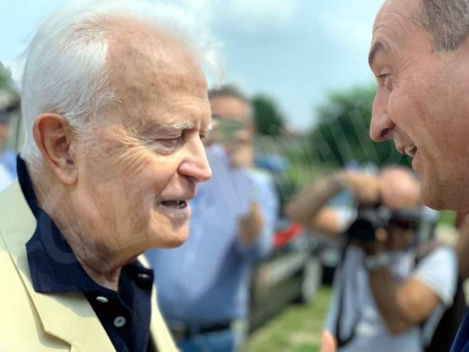 Cirio e la Giunta visitano villa confiscata alla mafia nell'anniversario dell'omicidio di Borsellino