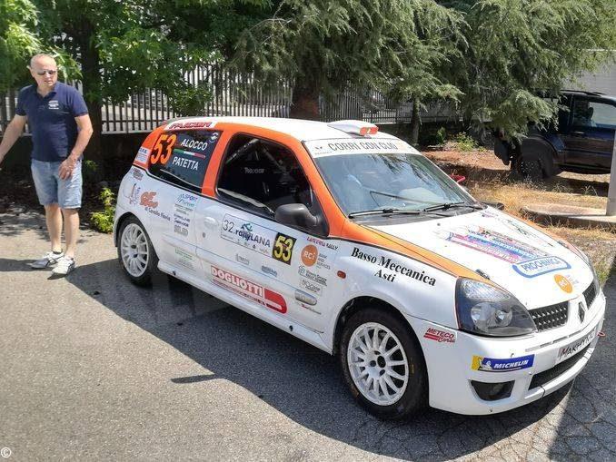 Motori: Sergio Patetta e Alessandro Alocco vincono la classe N3 al Rally lana