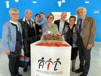 A Cortemilia ematologi, ricercatori e dirigenti presentano l'Ail di Cuneo