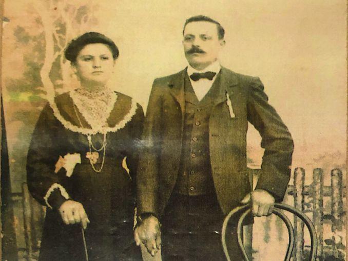 Argentina Giovanni Balla Ana Ambrogio