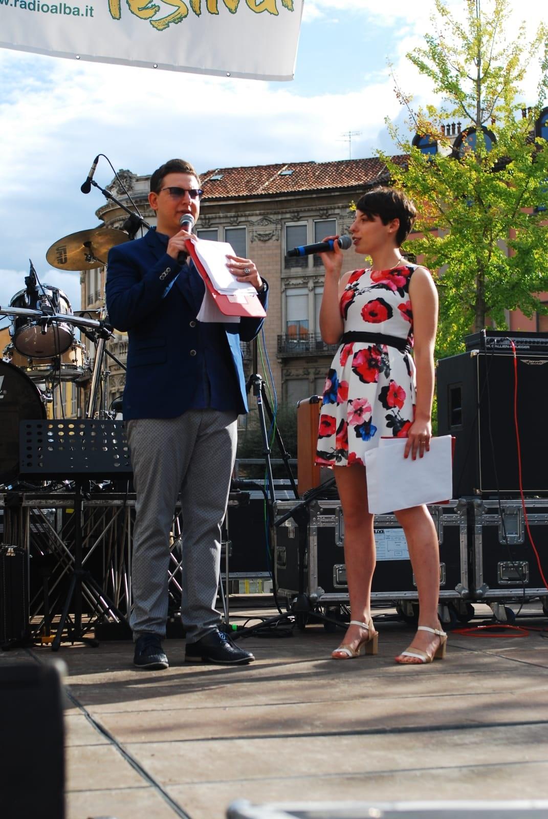 Radio Alba Festival Dieghito e Alessia ph.Daniele Tanzi Sappa