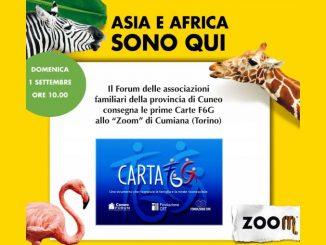 Il Forum famiglie di Cuneo inizia a distribuire le carte F6g