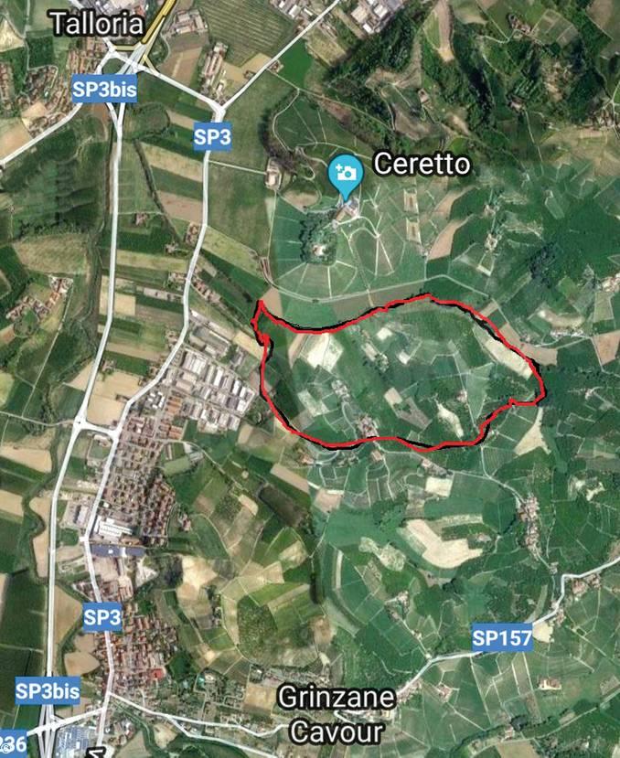 area Alba