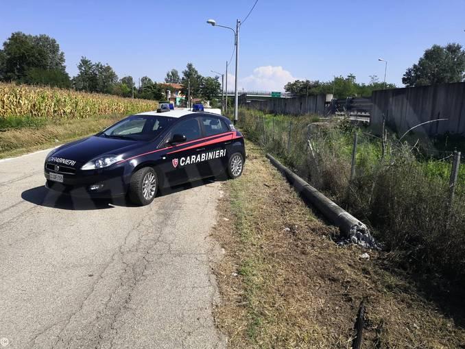 asti carabinieri inseguimento 1