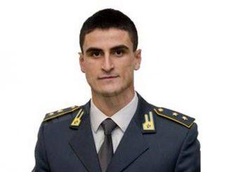 Nuovo comandante della Guardia di Finanza a Saluzzo