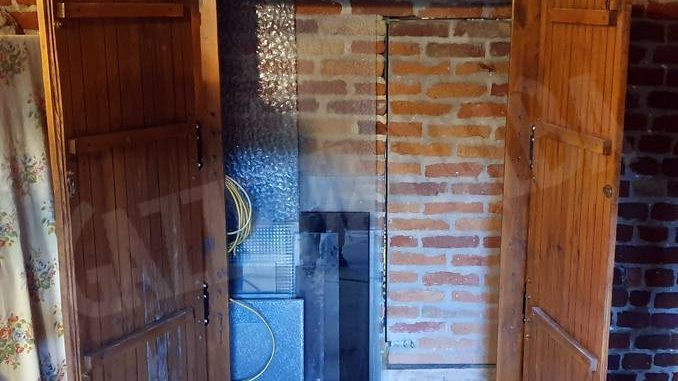 Nel seminterrato c'era una stanza segreta per coltivare marijuana 1
