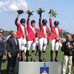 Equitazione: l'Italia con Spinelli vince la Coppa delle nazioni