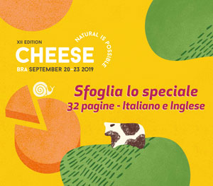Cheese 2019: sfoglia lo speciale di Gazzetta d'Alba / Gazzetta d'Alba, Cheese 2019: Special Edition, english language available. Read it now!