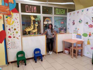 L'asilo nido con spazi rinnovati è pronto per accogliere altri bimbi