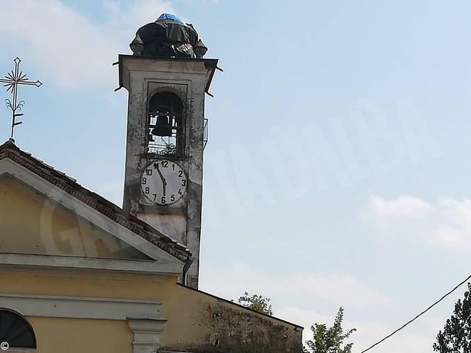 La chiesa di Ca' del bosco, un esempio di patrimonio religioso in rovina 1
