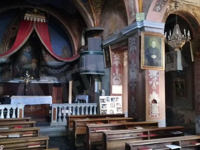 La chiesa di Ca' del bosco, un esempio di patrimonio religioso in rovina 2