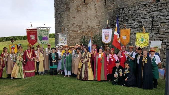 Ospiti dalla Francia per la Confraternita della nocciola