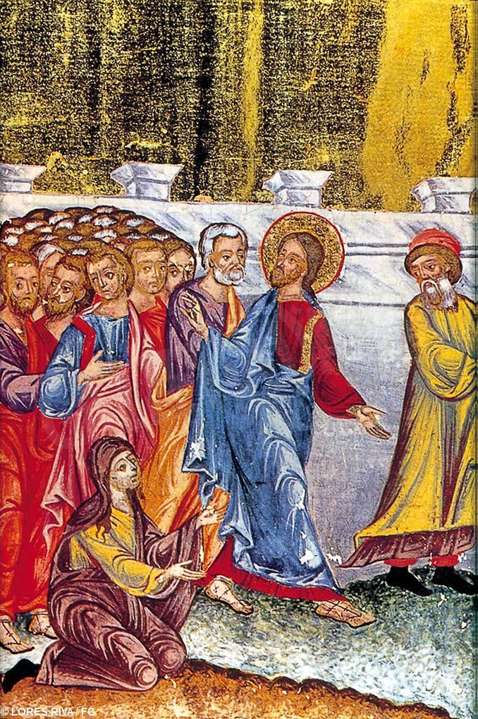 Gesù predica