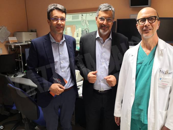 Icardi ospedale di Asti