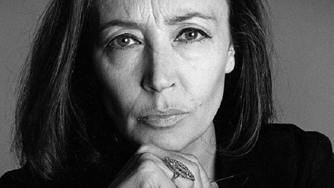 La leghista Elena Alessandria propone di intitolare una via di Alba a Oriana Fallaci