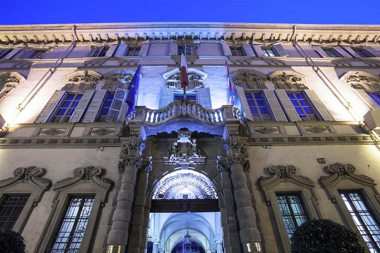 Palazzo Lascaris,, Torino