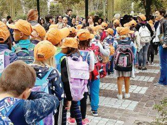 Nel concentrico di Sommariva Perno si andrà a scuola soltanto a piedi