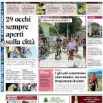 La copertina di Gazzetta d'Alba in edicola martedì 3 settembre