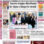 La copertina di Gazzetta d'Alba in edicola martedì 10 settembre