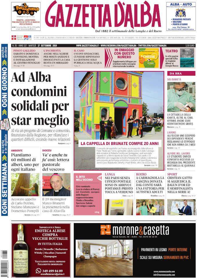 Prima_pagina_Gazzetta_Alba_35_19