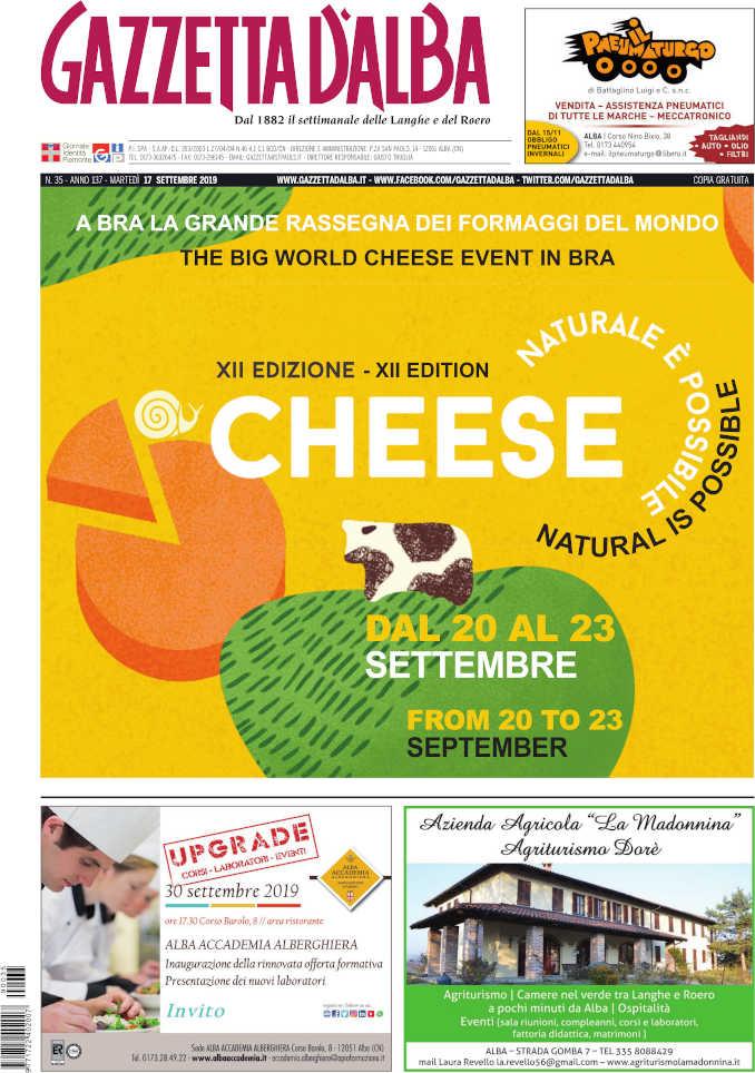 Prima_pagina_Gazzetta_Alba_35_Cheese_19