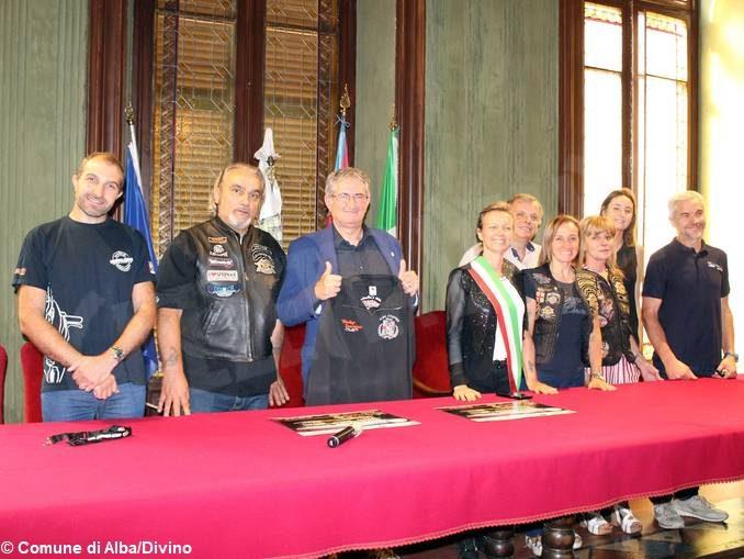 Sabato e domenica raduno congiunto per i moto club di Alba