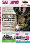 La copertina di Gazzetta d'Alba in edicola martedì 24 settembre