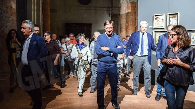 Cuneo: prorogata di una settimana la mostra dedicata a Fausto Coppi