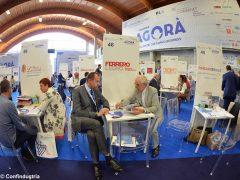 Agorà Connext, cento imprese si incontrano al salone organizzato da Confindustria ad Alba 1