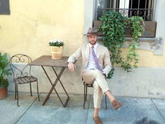 L'ex capitano della Juventus Claudio Marchisio sceglie il made in Langhe per pranzo